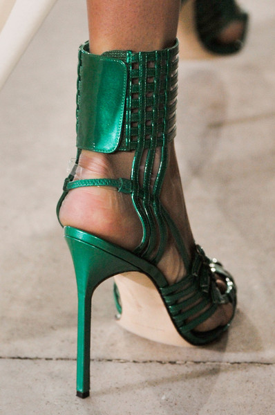 Antonio Berardi at London Spring 2012 (Details)