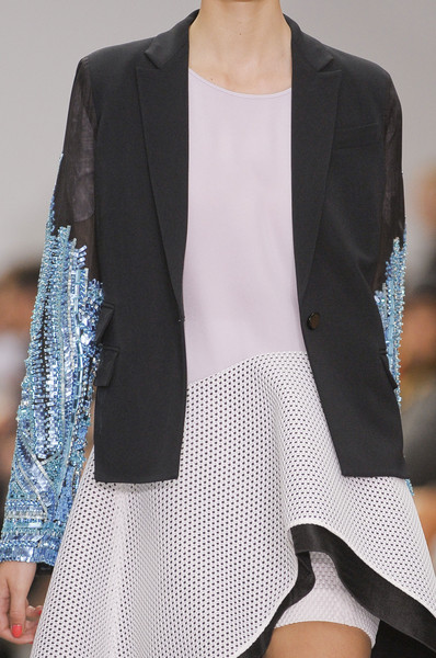 Antonio Berardi at London Spring 2013 (Details)