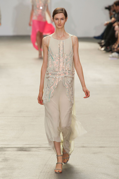 Antonio Berardi at London Spring 2013