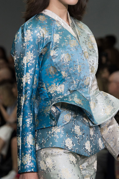 Antonio Berardi at London Spring 2017 (Details)