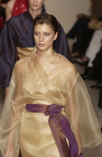 Antonio Fusco at Milan Spring 2002