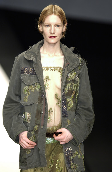 Antonio Marras at Milan Fall 2005