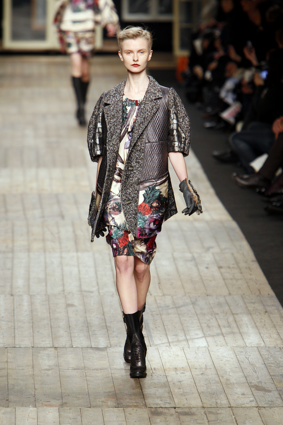 Antonio marras at milan fashion week fall 2010 livingly Fashion style via antonio panizzi