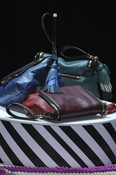 Anya Hindmarch at London Fall 2013