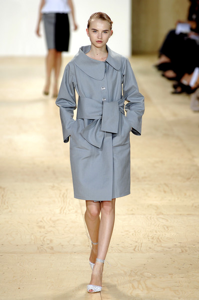 Aquascutum at London Spring 2008