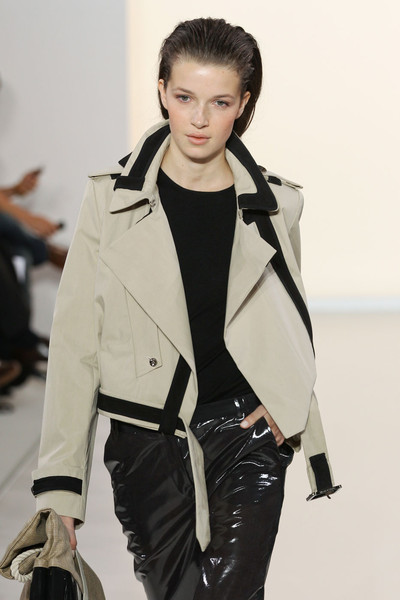 Aquascutum at London Spring 2012