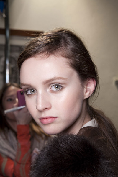 Aquilano.Rimondi at Milan Fall 2011 (Backstage)