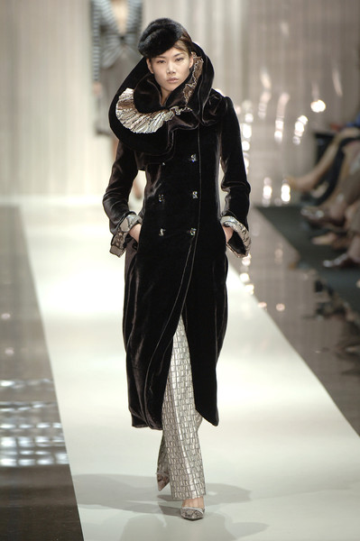 Armani Privé at Couture Fall 2006