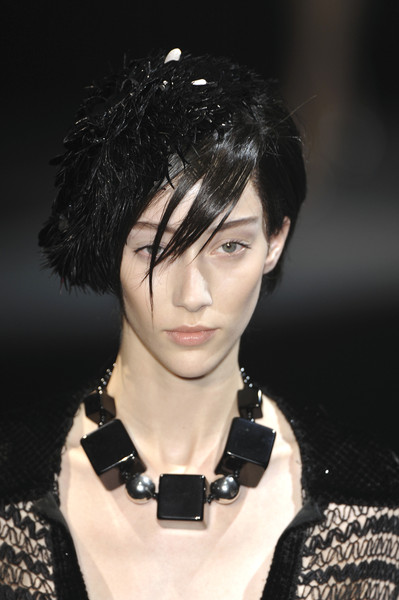 Armani Privé at Couture Fall 2009 (Details)