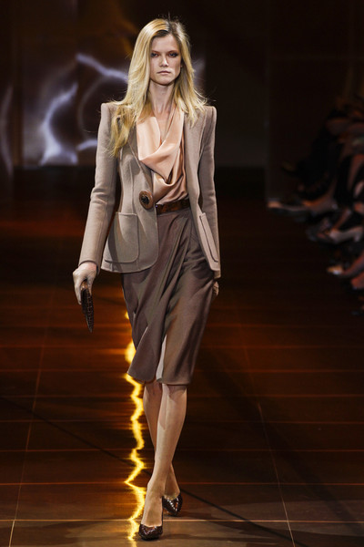 Armani Privé at Couture Fall 2010