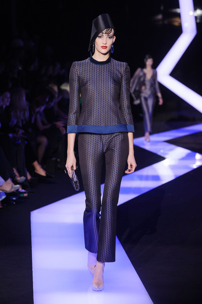 Armani Privé at Couture Spring 2013