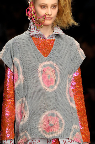 Ashish at London Fall 2012 (Details)