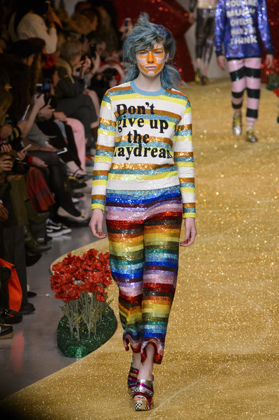 Ashish at London Fall 2017