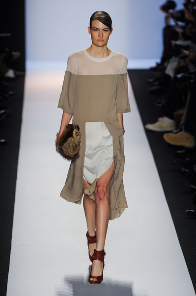 BCBG Max Azria at New York Fall 2012