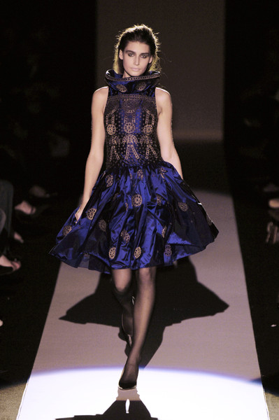 Badgley Mischka at New York Fall 2006