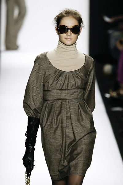 Badgley Mischka at New York Fall 2007