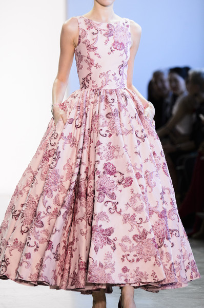 Badgley Mischka, Fall 2018