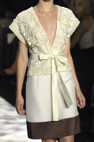 Badgley Mischka at New York Spring 2007 (Details)