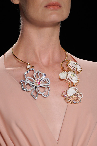 Badgley Mischka at New York Spring 2013 (Details)