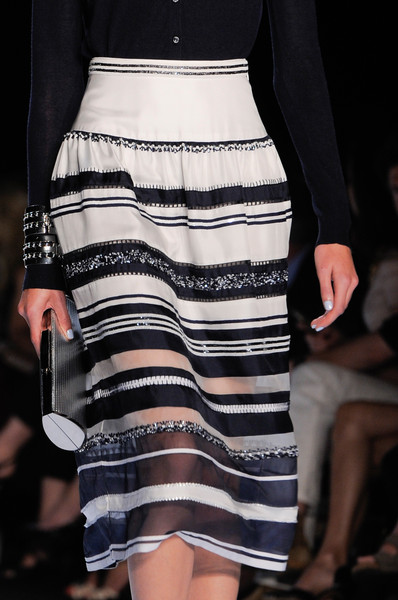 Badgley Mischka at New York Spring 2014 (Details)
