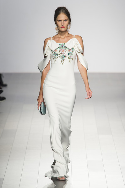 Badgley Mischka, Spring 2018