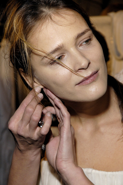 Balmain at Paris Fall 2007 (Backstage)