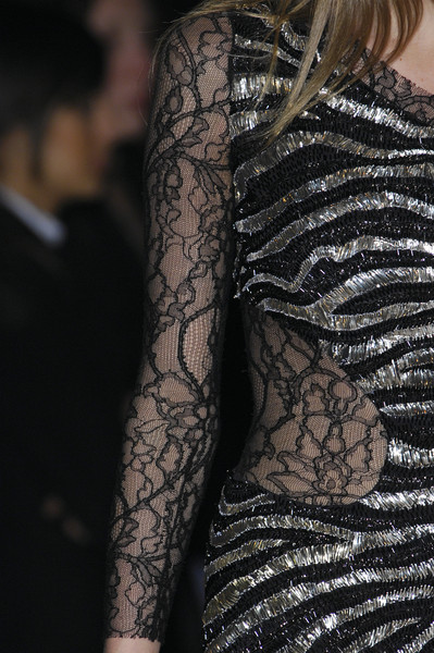 Balmain at Paris Fall 2008 (Details)