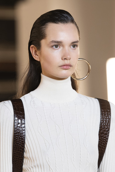 Balmain at Paris Fall 2020 (Details) [hair,face,white,fashion,hairstyle,fashion model,eyebrow,beauty,lip,forehead,socialite,supermodel,hair,fashion,haute couture,model,runway,hairstyle,balmain,paris fashion week,haute couture,hair m,supermodel,model,runway,fashion,socialite,long hair,hair,beauty.m]