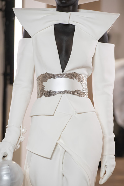 Balmain Paris at Couture Spring 2019 (Details)