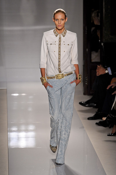 Balmain at Paris Spring 2012