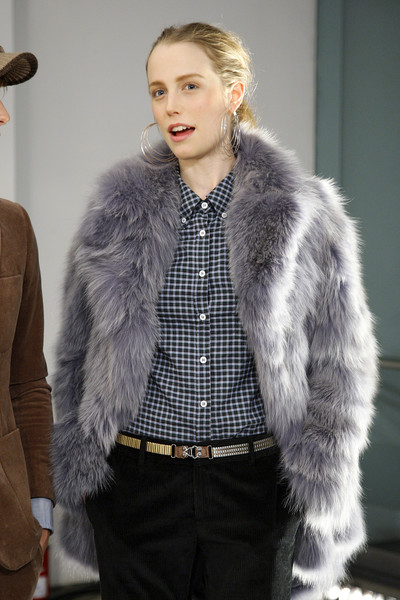 Band of Outsiders at New York Fall 2010