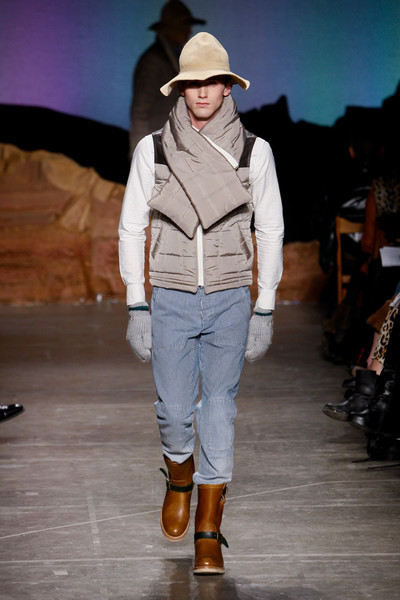 Band of Outsiders at New York Fall 2012