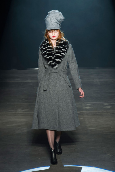 Band of Outsiders at New York Fall 2013