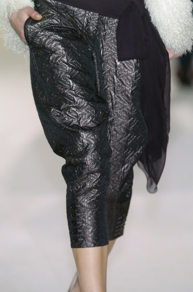 Barbara Bui at Paris Fall 2005 (Details)