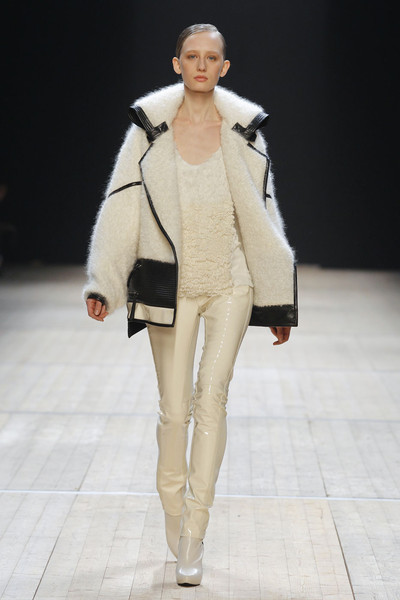 Barbara Bui at Paris Fall 2011