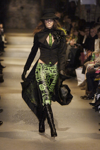 Basso & Brooke at London Fall 2006