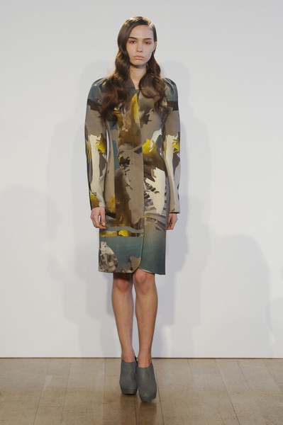 Basso & Brooke at London Fall 2011