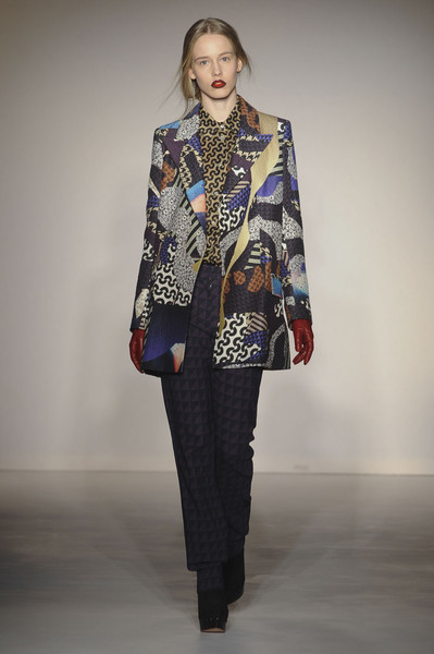 Basso & Brooke at London Fall 2012