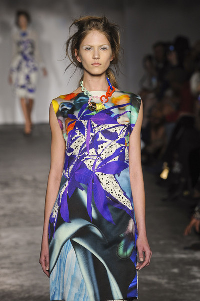 Basso & Brooke at London Spring 2012