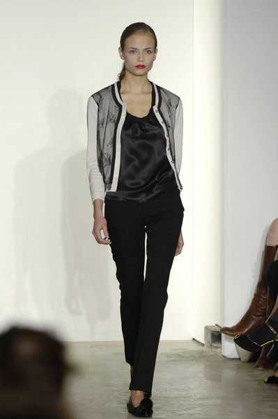 Behnaz Sarafpour at New York Fall 2006