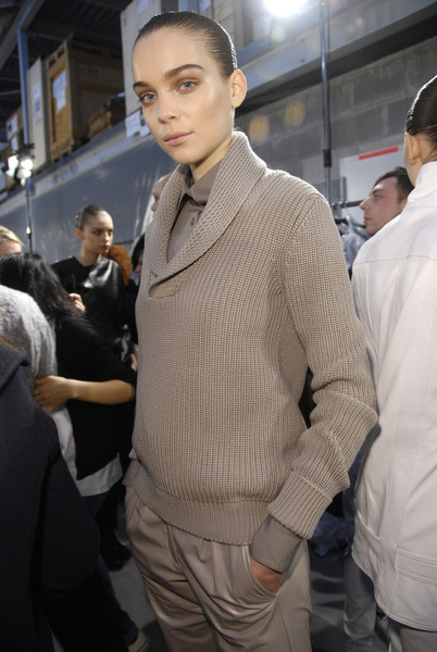 Belstaff at Milan Fall 2008 (Backstage)