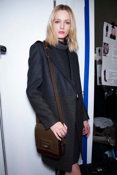 Belstaff at New York Fall 2013 (Backstage)