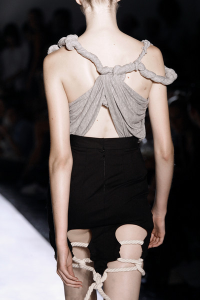 Benjamin Cho at New York Spring 2008 (Details)