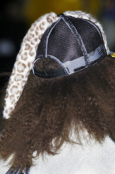 Bernhard Willhelm at Paris Fall 2005 (Details)