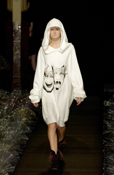 Bernhard Willhelm at Paris Spring 2002