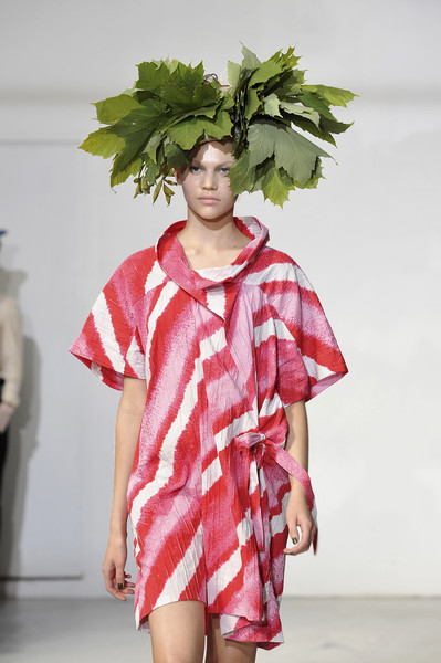 Bernhard Willhelm at Paris Spring 2010