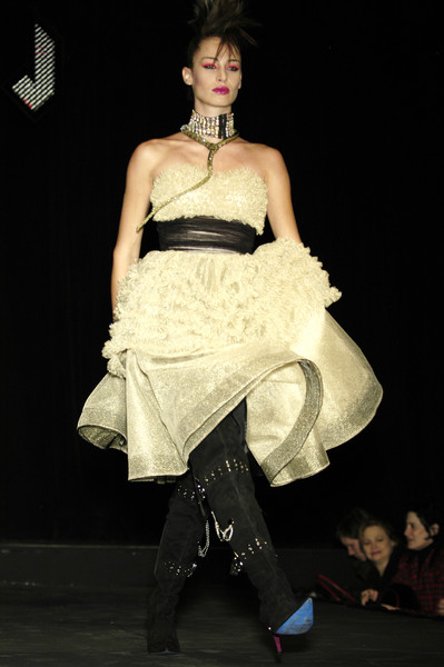 Betsey Johnson at New York Fall 2004
