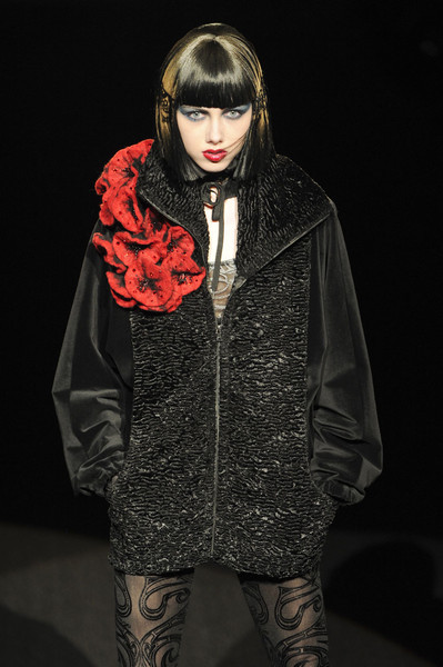 Betsey Johnson at New York Fall 2011