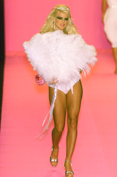 Betsey Johnson at New York Spring 2001