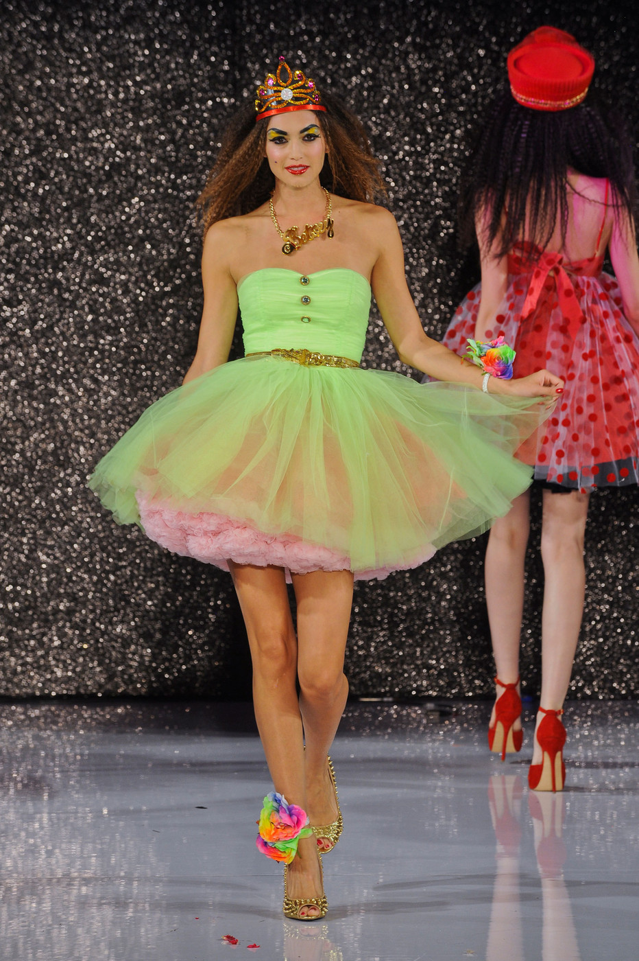 Betsey Johnson Spring 2013 Runway Livingly